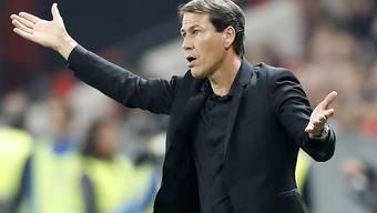 Marseilles Trainer Rudi Garcia konnte sich wieder einmal über drei Punkte freuen