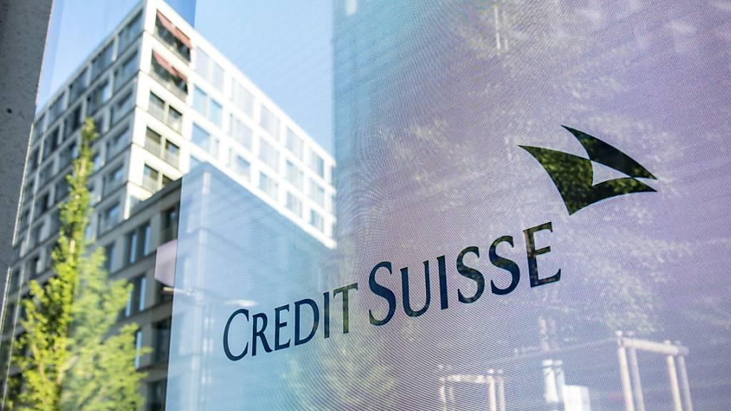Credit Suisse mit Wertberichtigung von rund 450 Mio USD