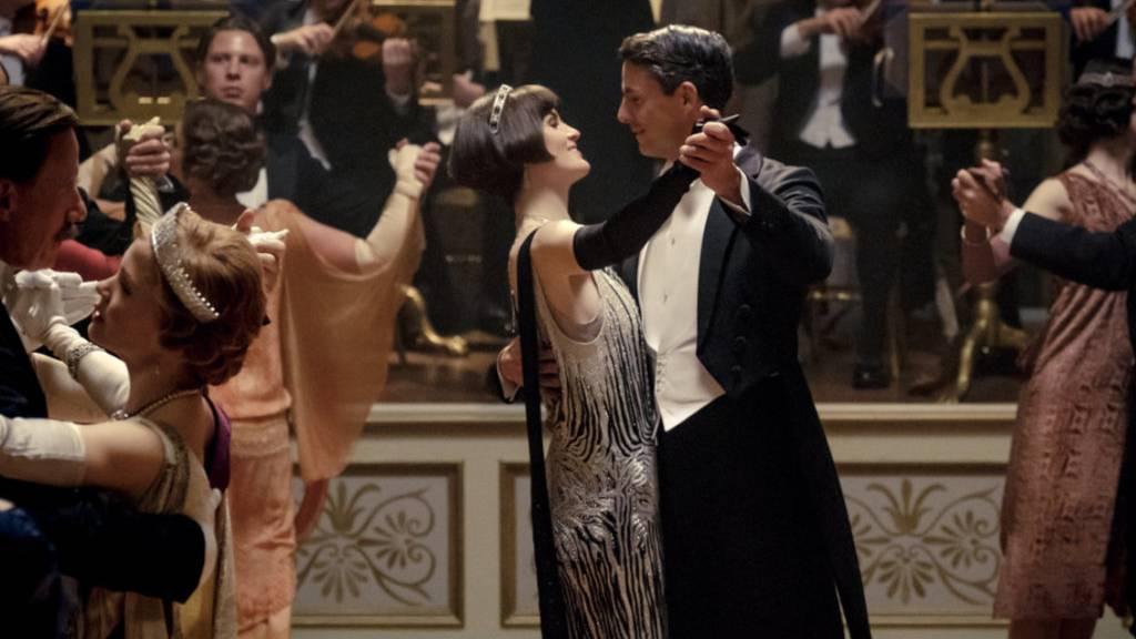 «Downton Abbey» übernimmt die Spitze