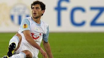 Admir Mehmedi verlässt den FCZ