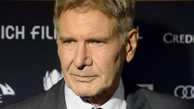 Harrison Ford letzten Herbst am Zurich Film Festival (Archiv)