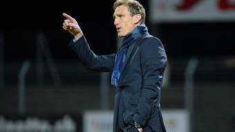 FCZ-Trainer Sami Hyypiä braucht dringend einen Erfolg. Den nötigen Halt, um im Amt zu bleiben, könnte ihm ein Finaleinzug im Cup bieten.
