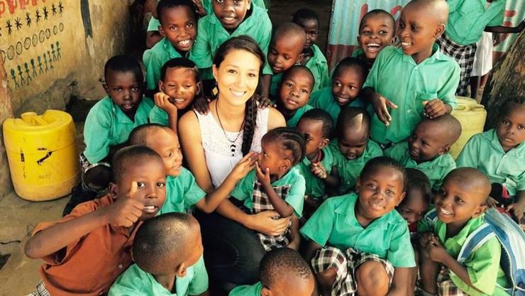 260 Kinder besuchen die Schule von Nadja Kaufmann in Mombasa