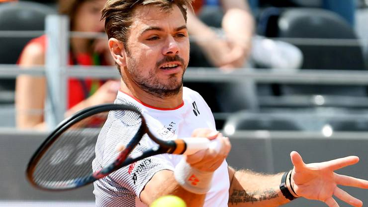 Stan Wawrinka scheitert in Rom früh