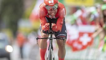 Michael Matthews, im Bild während der Tour de Suisse diesen Sommer, gewann wie im Vorjahr den Grand Prix von Québec