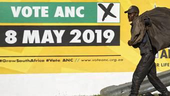 Bei den Parlamentswahlen in Südafrika am heutigen Mittwoch droht dem einst glorreichen ANC eine Wahlschlappe.