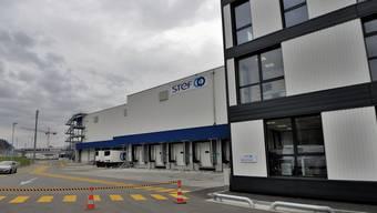 Tiefkühl-Logistiker Stef eröffnete im Dezember seinen Neubau in Kölliken.