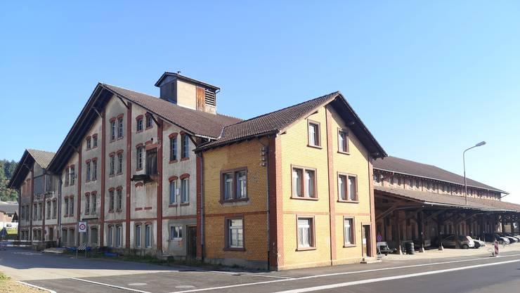 Das Produktionsgebäude der ehemaligen Ziegelei soll laut Heimatschutz erhalten bleiben.
