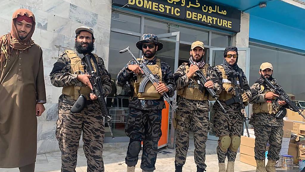 Taliban-Sprecher gratuliert Afghanen nach Abzug der US-Truppen