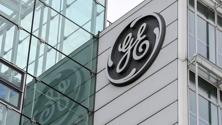 Kahlschlag: Vom Abbau betroffen sind die General-Electric-Standorte Baden, Oberentfelden und Birr. Archiv/KEYSTONE/Walter Bieri