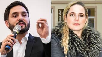 SP-Nationalrat Cédric Wermuth und SVP-Grossrätin Martina Bircher: Für einmal stören sie sich am selben Problem – ihre Lösungsansätze sind aber sehr verschieden.