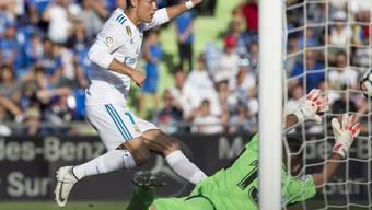 Cristiano Ronaldo entscheidet die Partie für Real Madrid