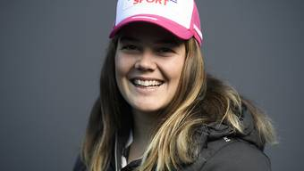 Mélanie Meillard - die beste Schweizerin der Qualifikation zum heutigen Parallel-Slalom