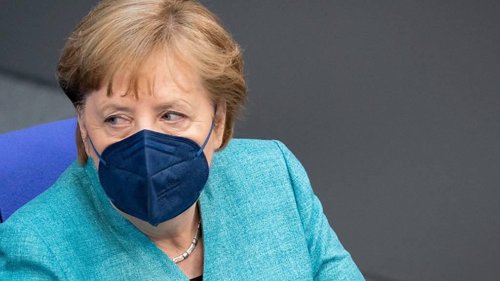 Merkel warnt vor neuen Pandemiegefahren