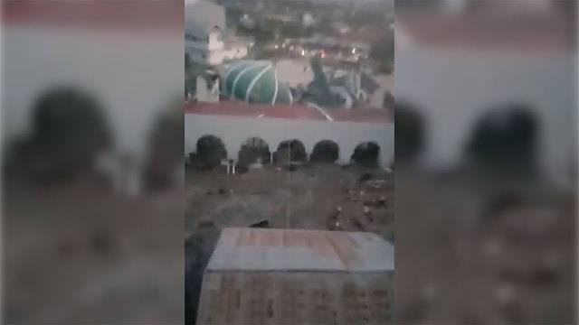 Über 380 Tote nach Tsunami auf Sulawesi