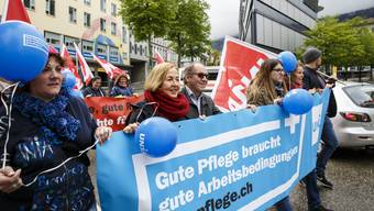 1. Mai 2017 in Grenchen
