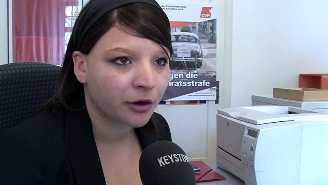 Nach erneuter Vergewaltigung in Basel: Tiziana Conti von der Jungen CVP Basel will mit einem Handy-App mehr Sicherheit schaffen.