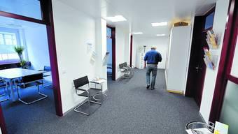 Kirchstrasse 11: Hier bezog die Srol anfangs 2008 ihre neuen Räumlichkeiten, in denen auch künftig die Beratungen durchgeführt werden. om