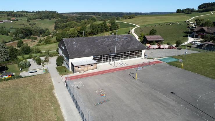 Die Schulanlage von Kienberg kann saniert werden.