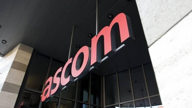 Die Ascom verkauft einen Geschäftsbereich an die Ruag (Archiv)