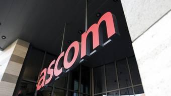 Künftig wird Ascom keine Angestellten in Bern mehr beschäftigen. (Archiv)