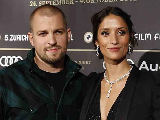 """Rapper Stress und Melanie Winiger (""""Strelanie"""") sind seit 2 Jahren verheiratet"""