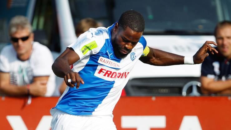 Ridge Munsy trägt künftig wieder das Trikot des FC Thun
