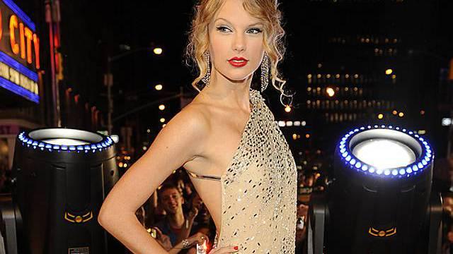 Taylor Swift gelassen (Archiv)
