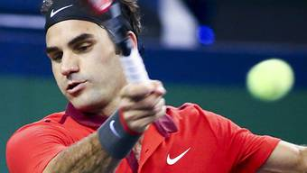 Roger Federer im Eiltempo in die 2. Runde der Swiss Indoors