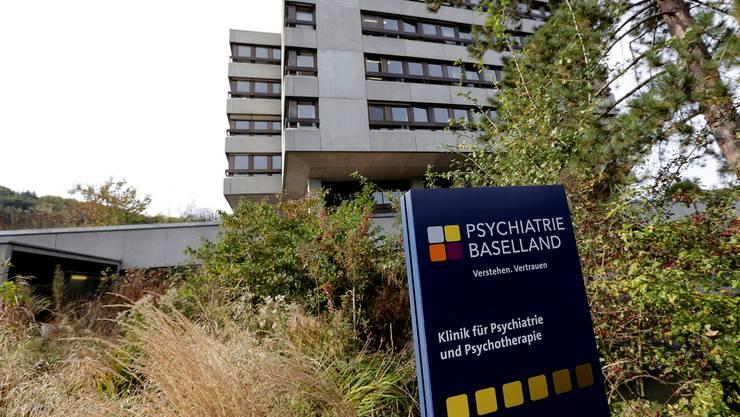 Die Psychiatrie Baselland behandelt immer mehr Patienten aus anderen Kantonen. Ihr Anteil stieg letztes Jahr von 18 auf 19,7 Prozent.
