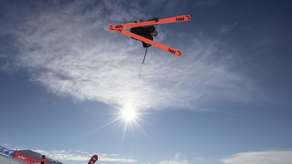 Rafael Kreienbühl fliegt an den Weltmeisterschaften in Aspen auf den 6. Platz