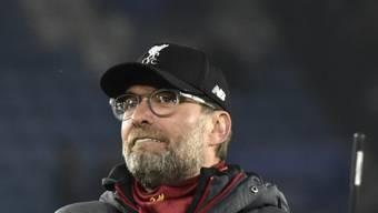 Bald schon Meister? Liverpool und Jürgen Klopp enteilen der Konkurrenz. Gelingt gegen Manchester United der nächste Sieg?