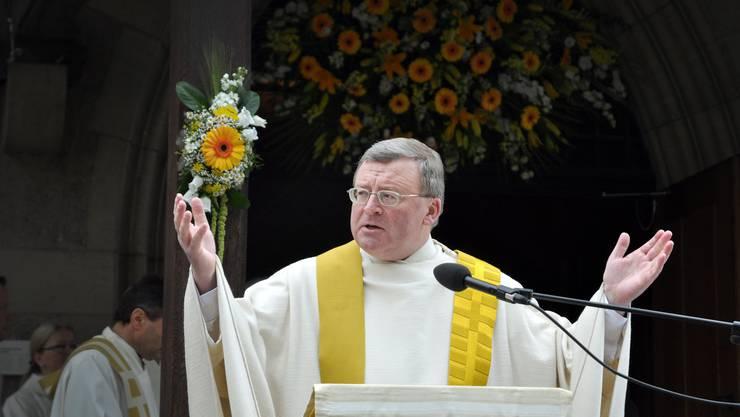 Seit 2008 ist Josef Stübi Pfarrer der katholischen Pfarrei Baden und Ennetbaden. Zuvor war er Pfarrer in Hochdorf LU und Windisch.