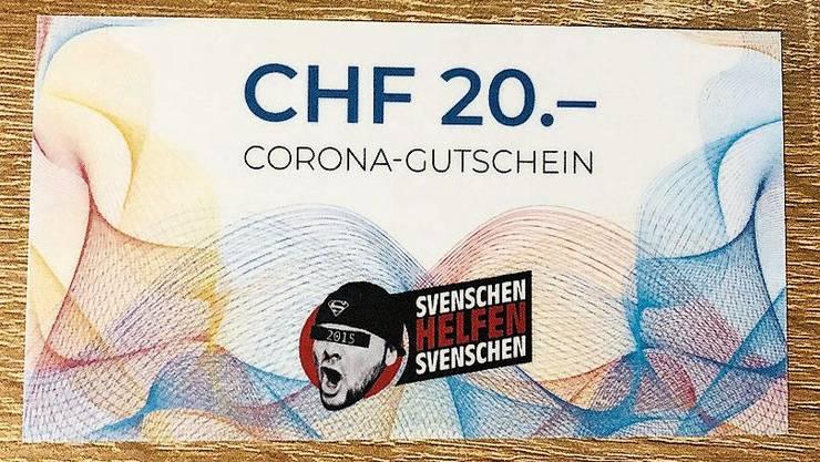 Bad Zurzach erhält eigene Währung: Diese Gutscheine können Personen in ausgewählten Restaurants und Läden einlösen.