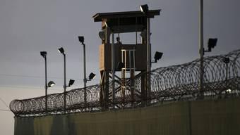 Gefangenenlager Guantanamo in Kuba (Archiv)