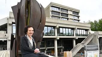 So etwas wie ein Oltner Urgestein: Die Rektorin der Kanti Olten, Sibylle Wyss, geht am 31. Juli in den Ruhestand.