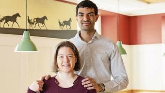 Patricia und Danilo Senn sind die neuen Wirte im «Ochsen».