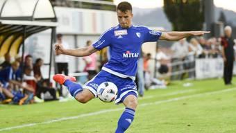 Der FC Wohlen empfängt den FC Chiasso.