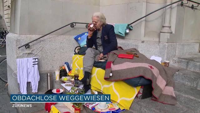 Wo ist die obdachlose Marianne W.?