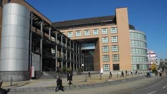 UBS-Standort in Zürich Altstetten. (mts)