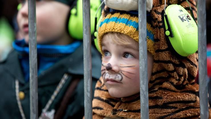 Lass den Tiger raus!
