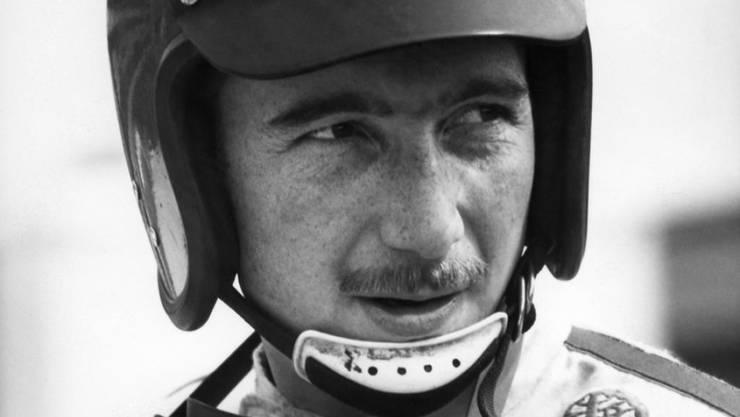 Unvergessen: Autorennfahrer Jo Siffert