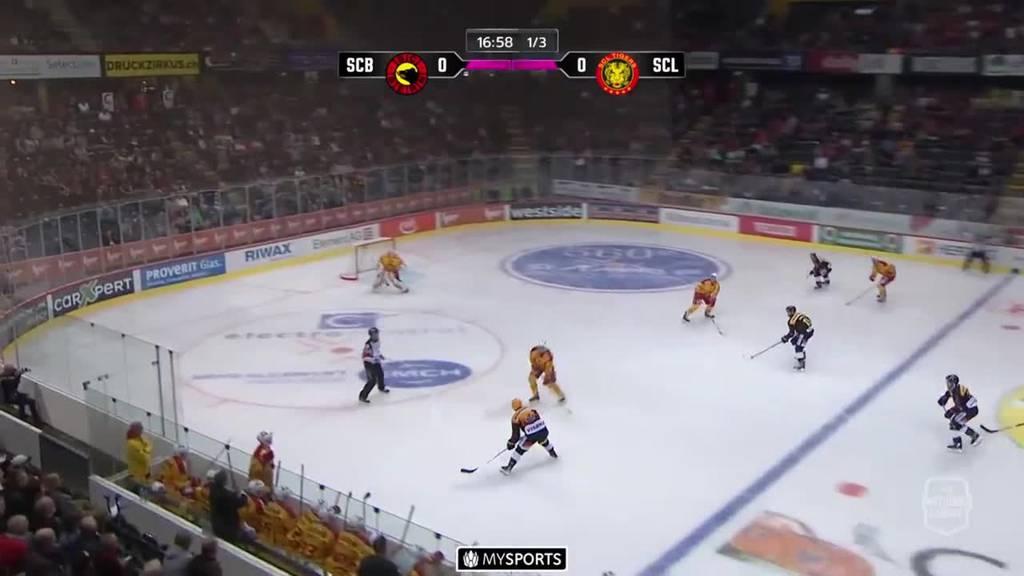 Der SC Bern fegt Langnau mit 8:1 vom Eis