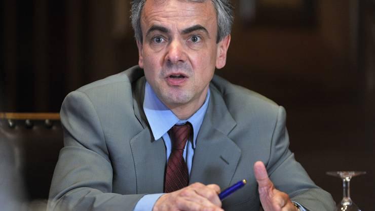 Markus Schefer, Staatsrechtsprofessor, Basel.