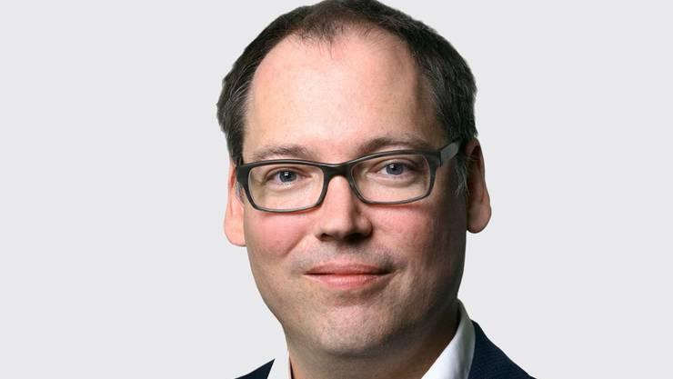 Konzernchef André Schnidrig kann seine Aufgaben die nächsten sechs Monate nicht wahrnehmen.