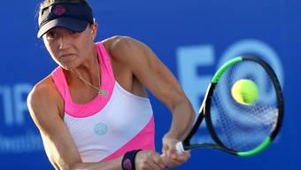 Leonie Küng steht in Prag in der 2. Runde