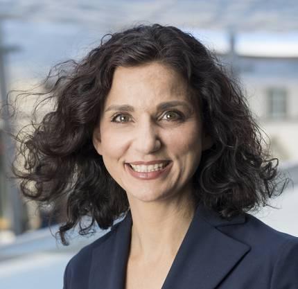 Gabriela Suter, Grossrätin und Präsidentin der SP Aargau