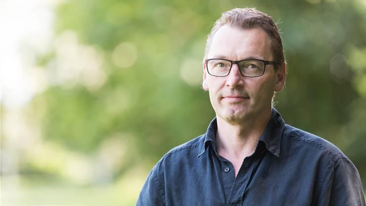 Tobias Leuthard ist Gemeindeammann von Küttigen.