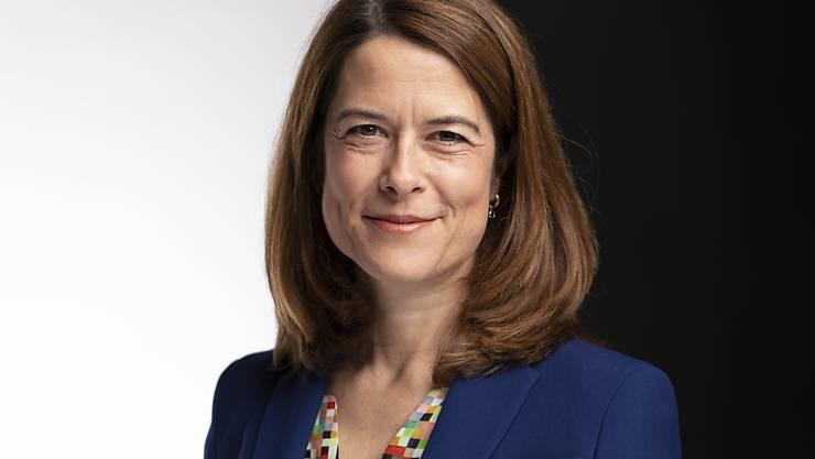 FDP-Parteipräsidentin Petra Gössi (FDP SZ)  fordert vom Bundesrat beim Exit aus der Coronakrise eine klare Strategie. Die Landesregierung dürfe sich nicht in Details verheddern. (Archivbild)