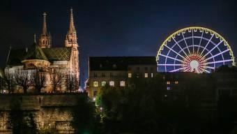 Leserreporterbild Herbstmesse Basel